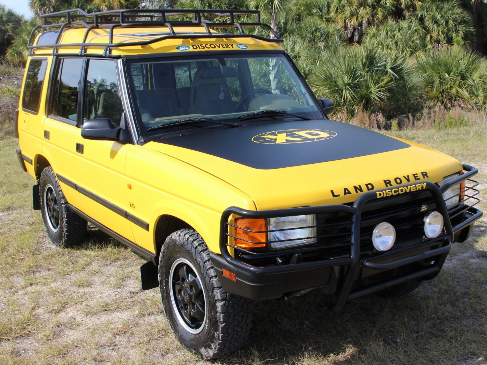 1997 Land Rover Discovery XD