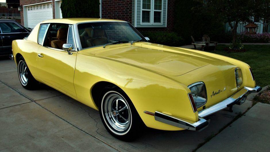 1970 Avanti II