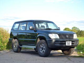 2000 Toyota Land Cruiser Colorado Fx