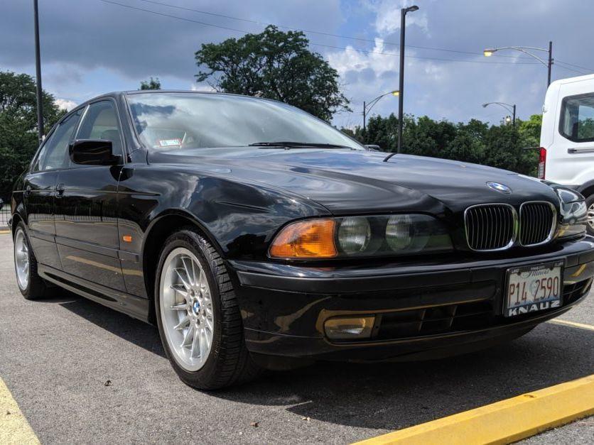 1998 BMW 540i 6-Speed
