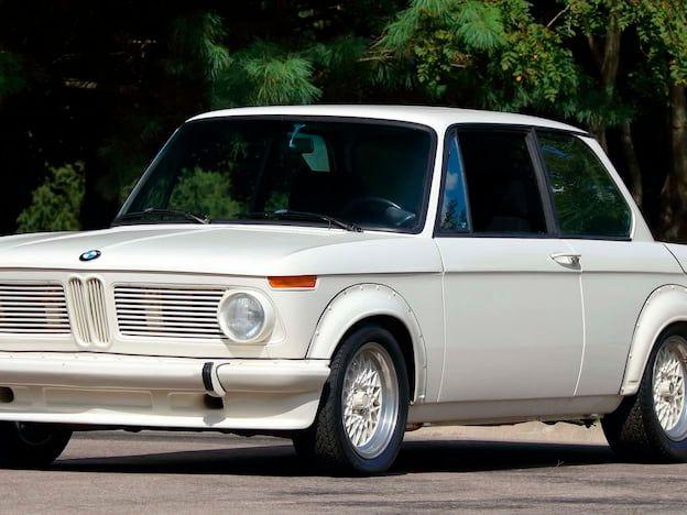 1967 BMW 1602
