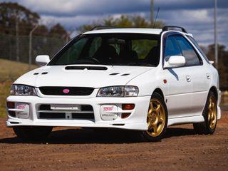 1999 Subaru Impreza Wrx Sti Version 6 Sport Wagon