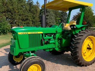1969 John Deere 3020
