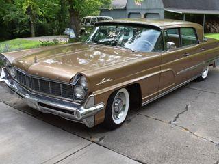 1959 Lincoln Premiere Sedan