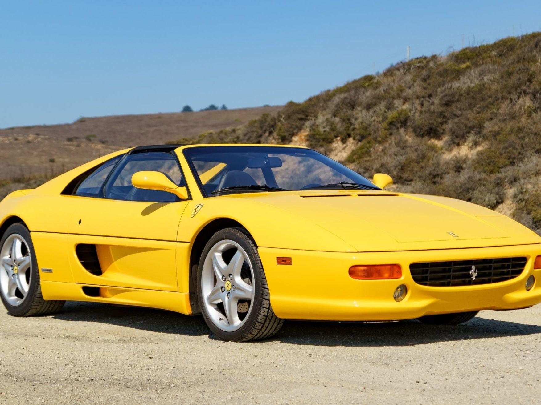 Ferrari F355 Gts Market Classic Com