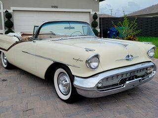 1957 Oldsmobile Super 98 Convertible