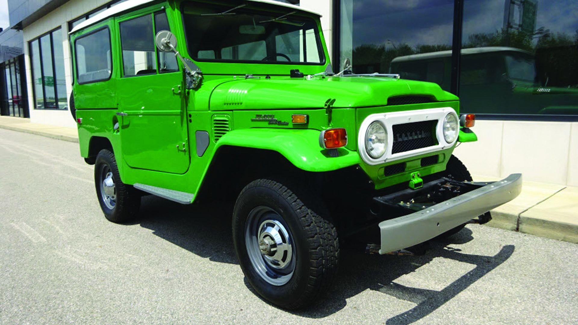 1970 Toyota FJ40