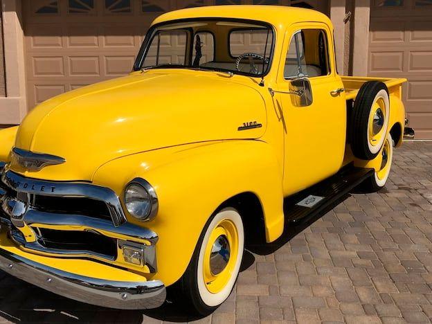 1954 Chevrolet 3100 5-Window Pickup