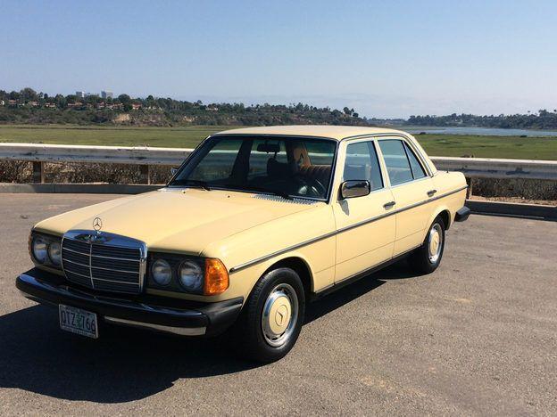 1978 Mercedes-Benz 280E