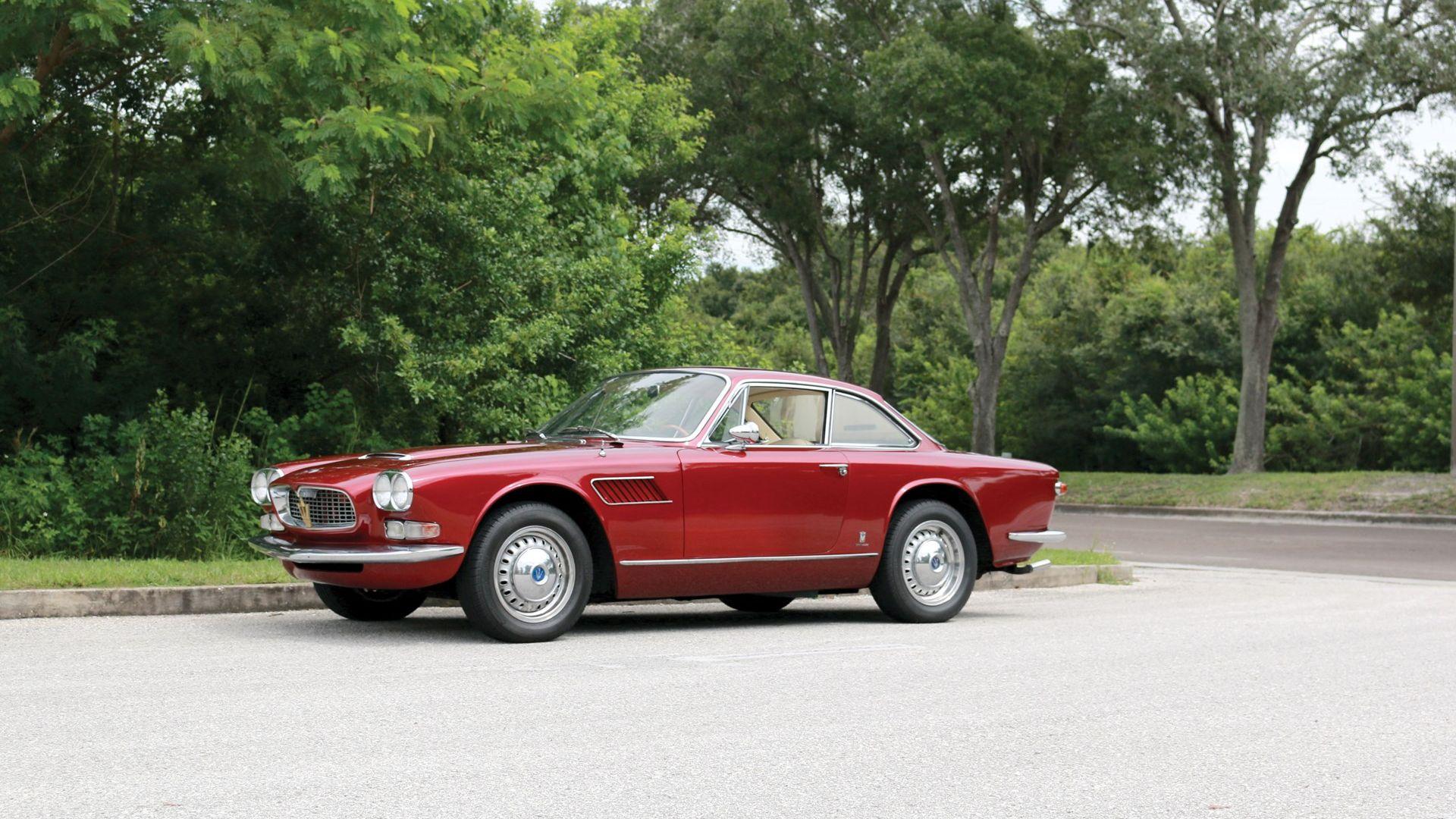 1965 Maserati 3500 GTI Sebring Series II - CLASSIC.COM