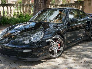 2007 Porsche Turbo 6-Speed
