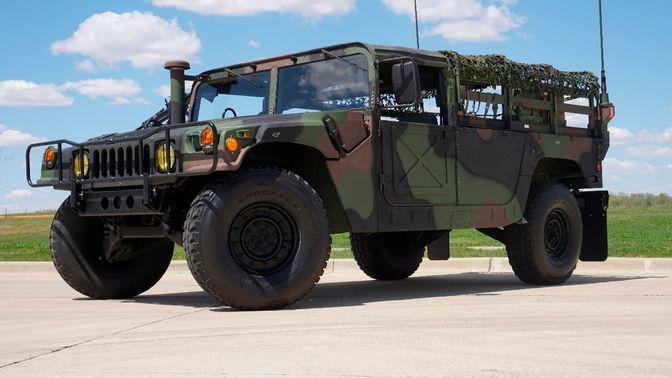 1988 Am General Hummer