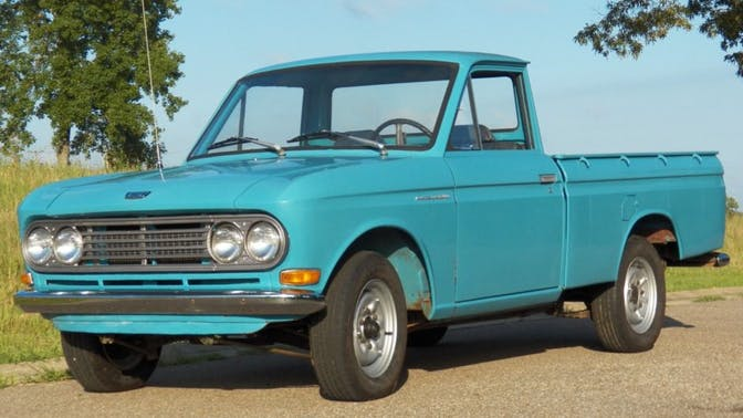 1968 Datsun 520 Pickup 4-Speed