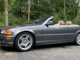 2001 BMW 330Ci Convertible 5-Speed