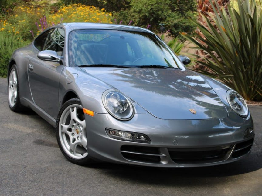 2005 Porsche 911 Carrera Coupe 6-Speed
