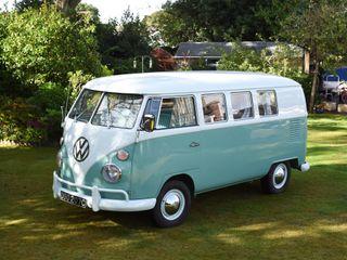 1965 Volkswagen Split Windscreen Campervan LHD