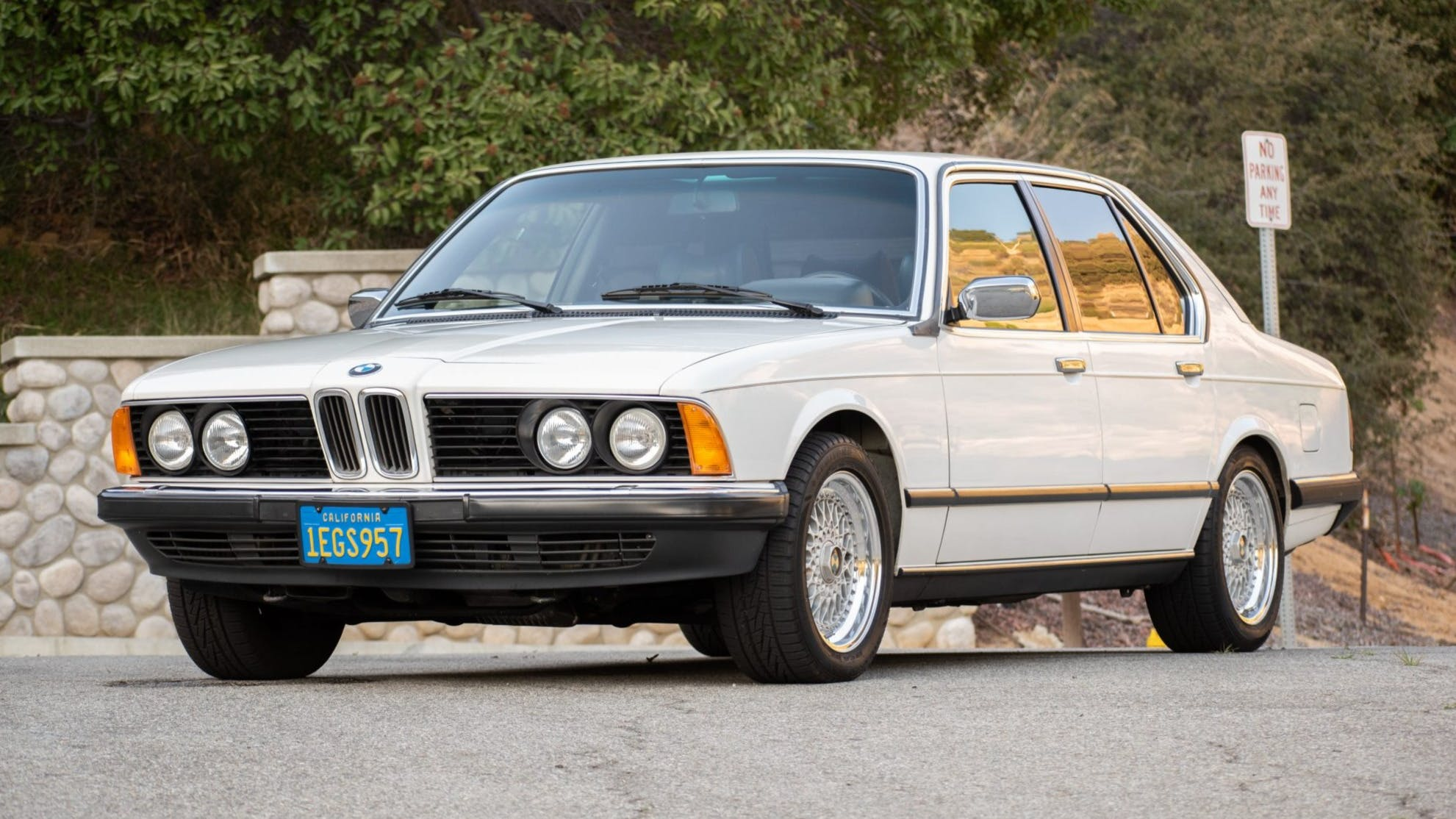 1981 BMW 733i 5-Speed