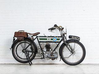 1910 Triumph 3½hp