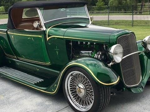 1933 Ford Roadster Pickup