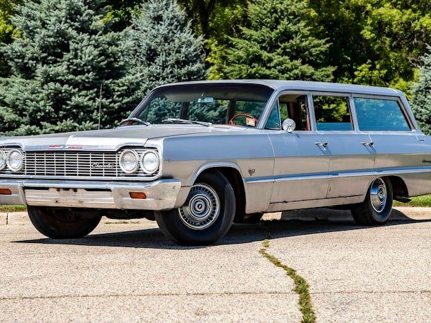 1964 Chevrolet Biscayne Wagon