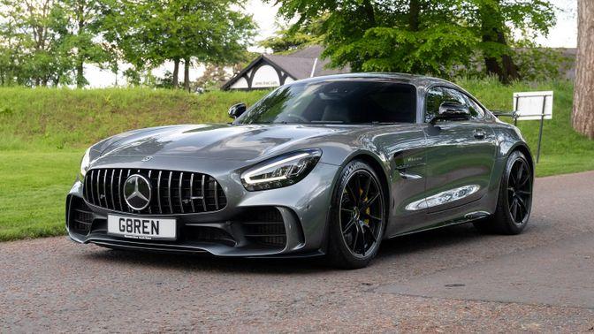2019 Mercedes-AMG GT R