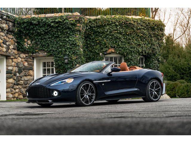 Aston Martin Vanquish Zagato Market Classic Com