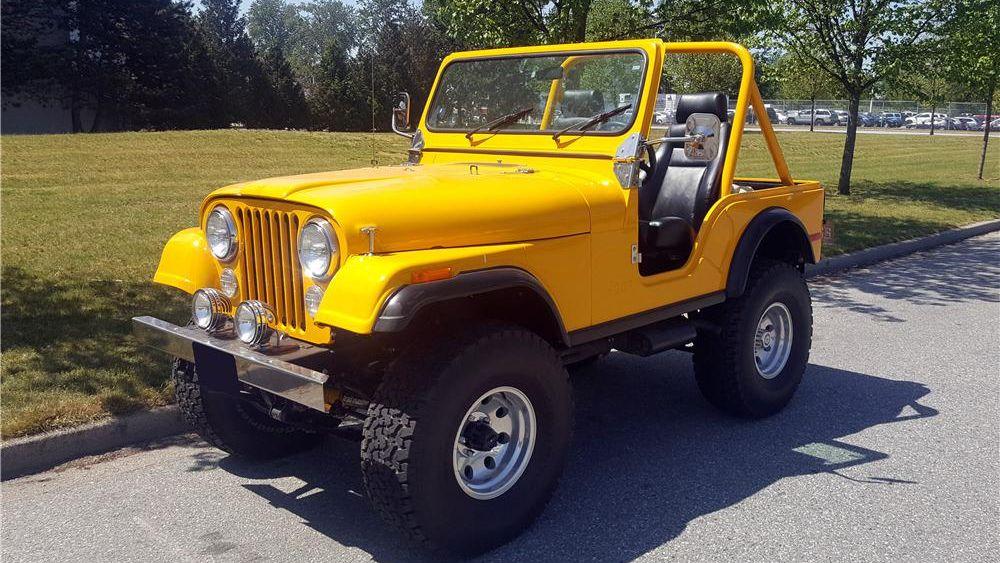 1980 Jeep CJ5 4X4