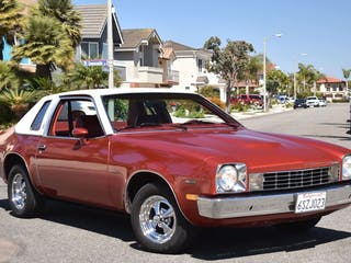 1975 Chevrolet Monza V8 Towne Coupe