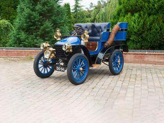 1903 Wolseley 10HP Twin-Cylinder Four-Seat Rear-Entrance Tonneau