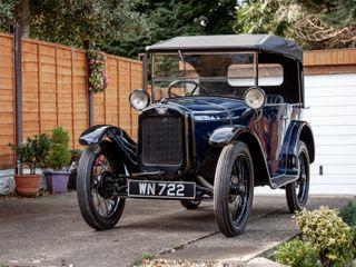 1928 Austin Seven 'Chummy' Tourer