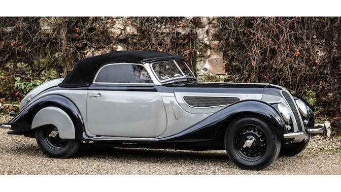 1939 BMW 327/328 Sports Cabriolet