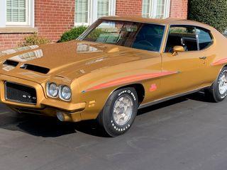 1971 Pontiac GTO Judge