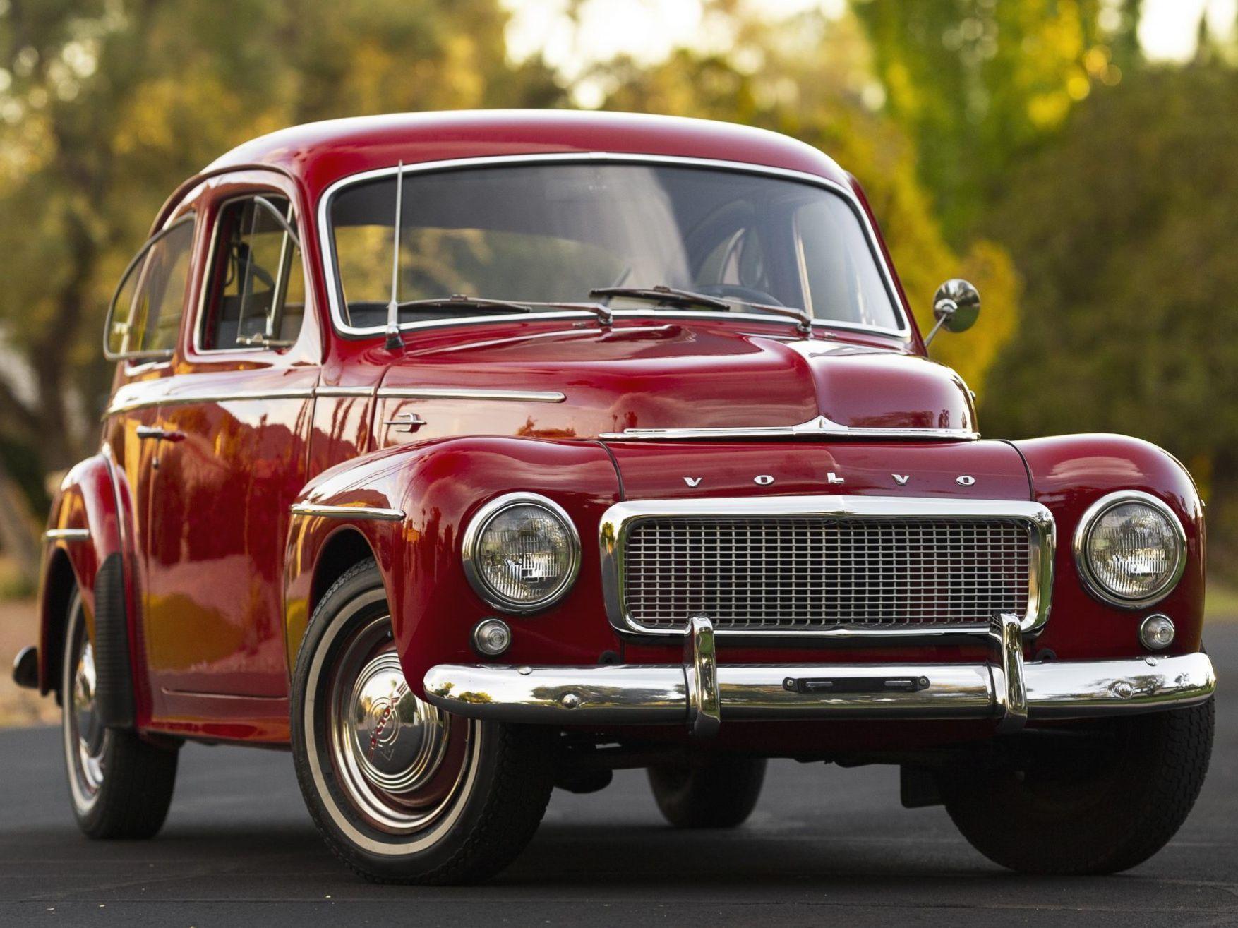 1960 Volvo PV544 4-Speed