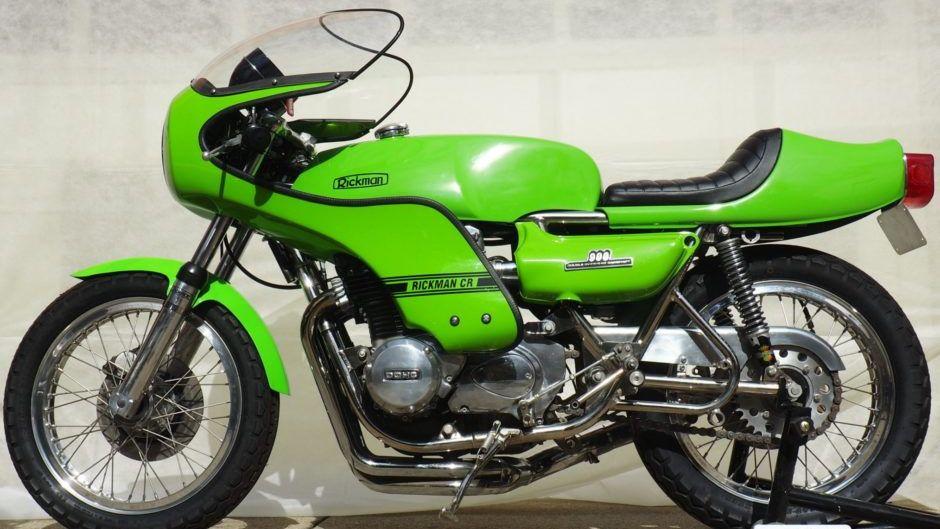 1975 Rickman CR900