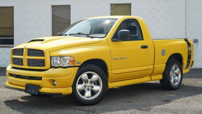 2004 Dodge Ram 1500 Rumble Bee