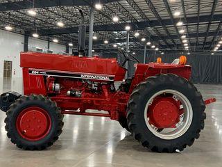 1981 International Harvester 284 Diesel Mfd