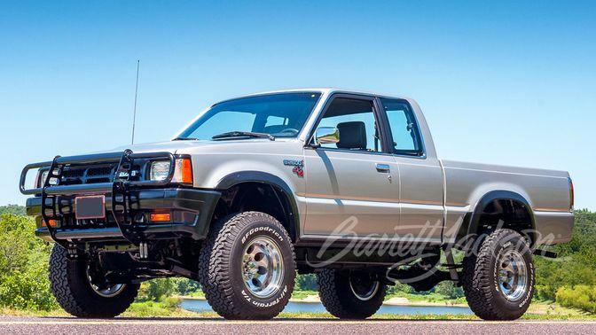 1991 Mazda B2000 Pickup