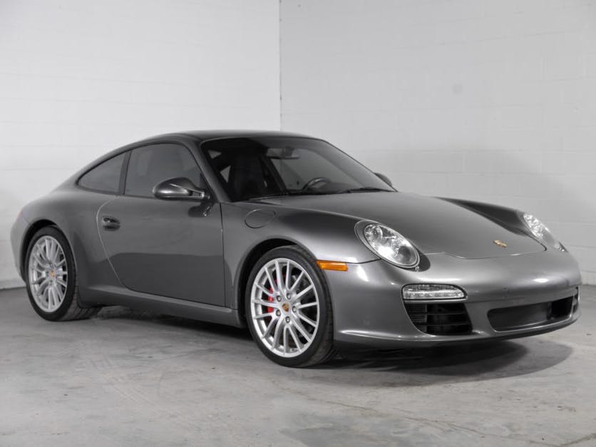 2010 Porsche 911 Carrera S Coupe 6-Speed