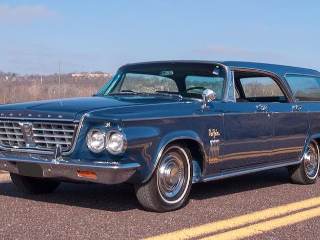 1963 Chrysler New Yorker Town & Country Wagon