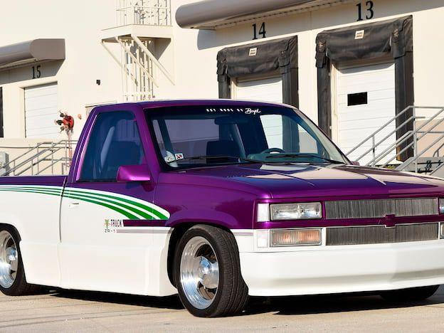 1991 Chevrolet C1500 Pickup