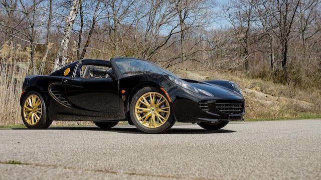 2007 Lotus Elise Type 72D
