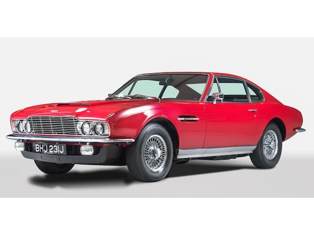 1970 Aston Martin DBS Vantage Sports Saloon