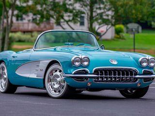 1959 Chevrolet Corvette Custom Convertible