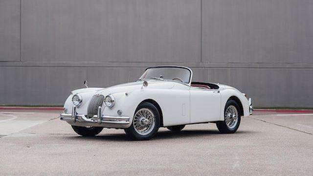 1958 jaguar xk 150 roadster vin s830667dn classic com 1958 jaguar xk 150 roadster vin