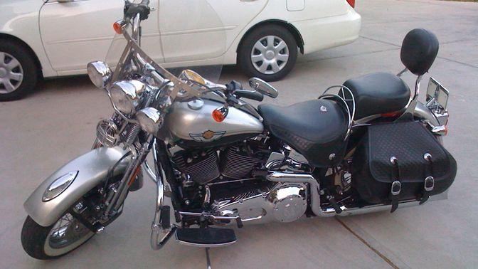 2003 Harley-Davidson Flstsi Heritage Springer