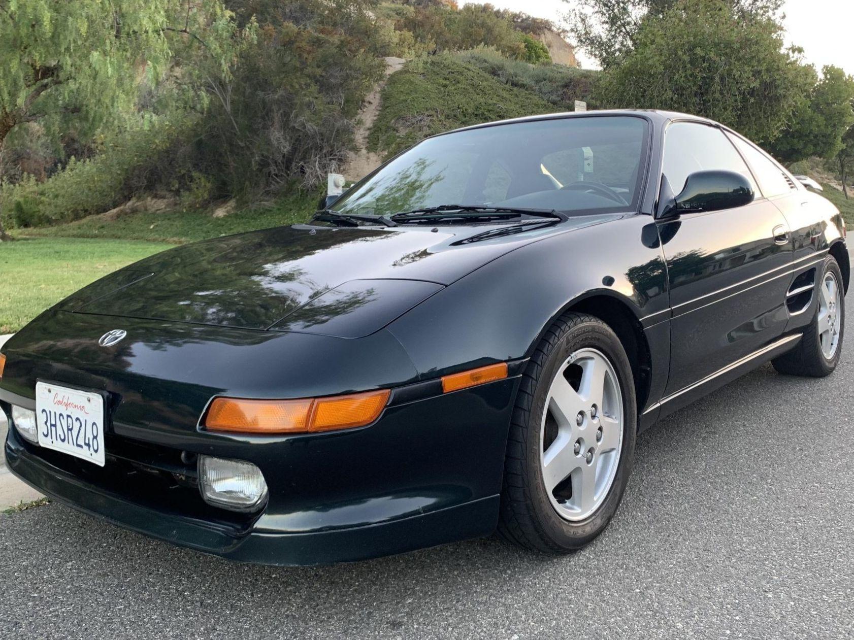 1994 Toyota MR2 5-Speed