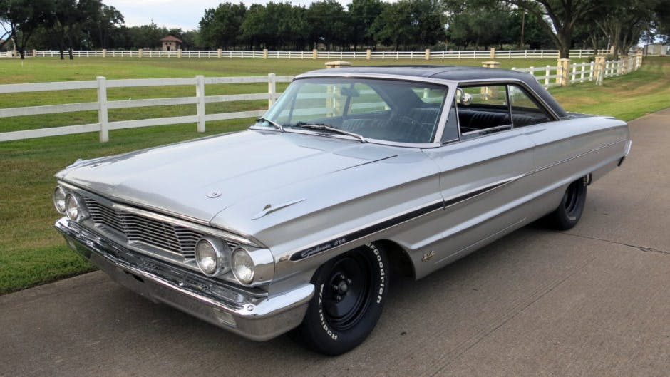 1964 Ford Galaxie 500 5-Speed