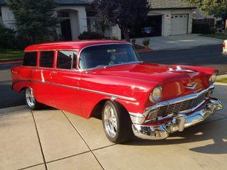 1956 Chevrolet 150 Station Wagon