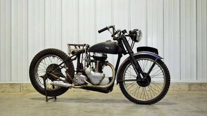 1952 Panther Model 75