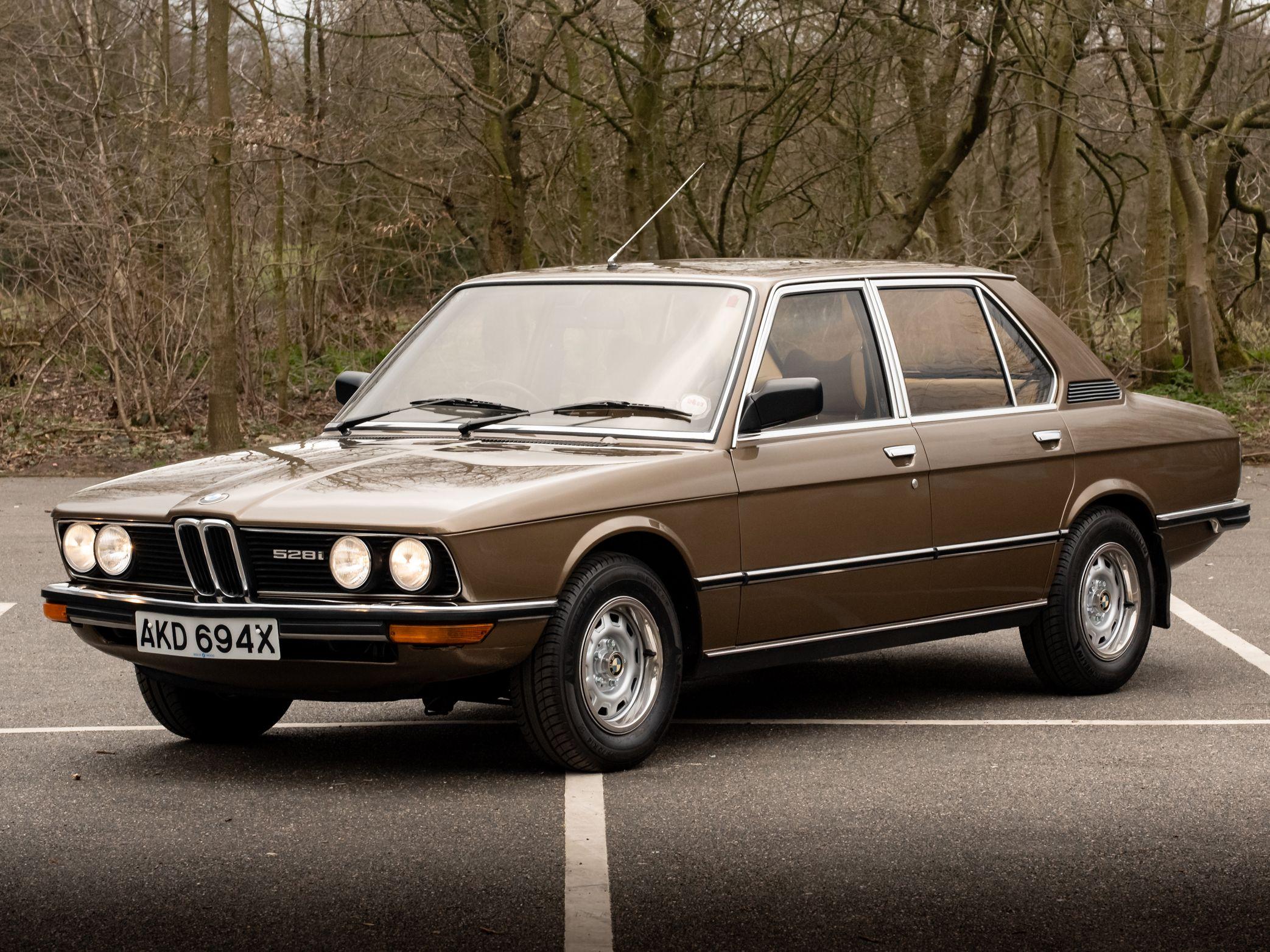 1981 BMW 528i